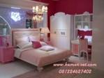 Set Kamar Tidur Anak Princess Patricia