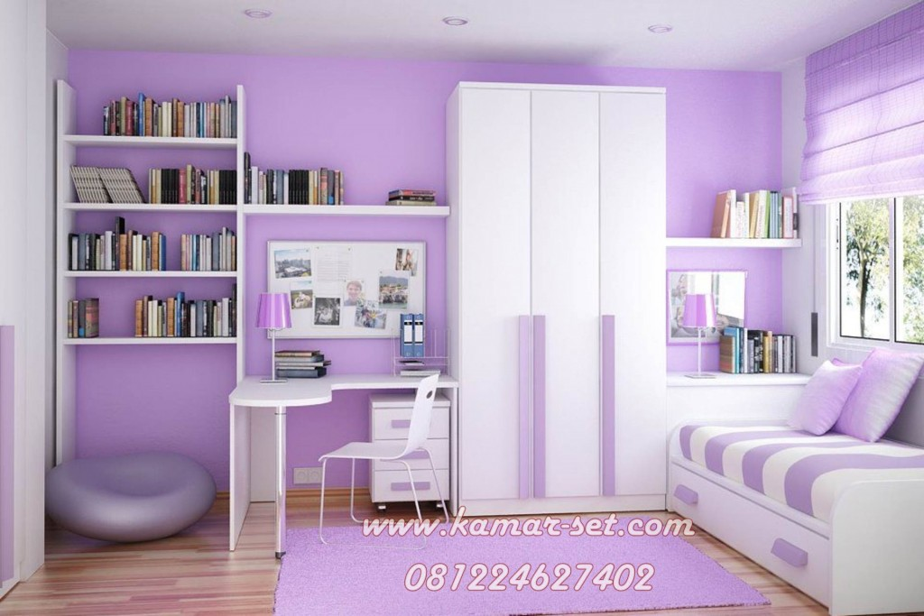 desain kamar tidur anak 4 x 3 kamar set tempat tidur