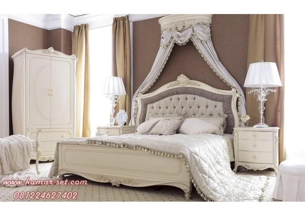 Kamar Tidur Mewah Eleganext Aura Mawar Pengantin
