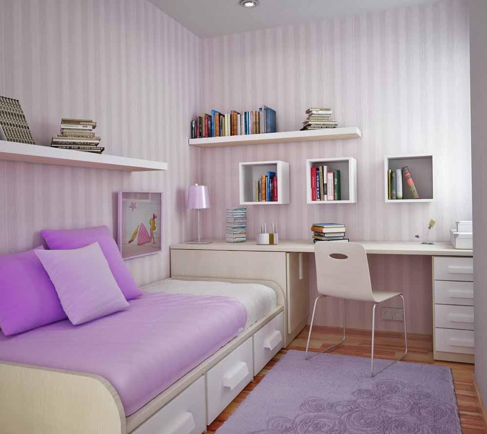 Kamar Tidur Minimalis Anak 2 x 3
