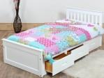 Tempat Tidur Single Anak Murah 3 Laci