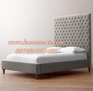Model Tempat Tidur Guhdo Kayu Jati