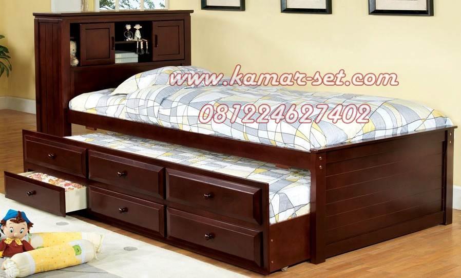 Desain Tempat Tidur Dan Lemari Minimalis Inspirasi