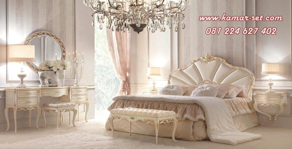 Model Kamar Tidur Putri Anak Remaja Mewah KSR-225