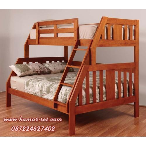Desain Tempat Tidur Tingkat Murah Si Rendy KSTTT-214