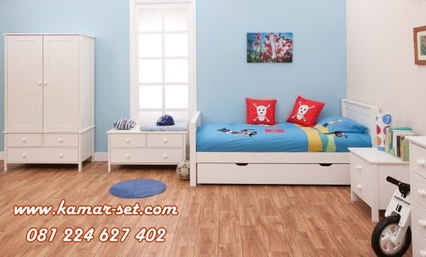 set kamar tidur anak laki laki terbaru 2016 murah