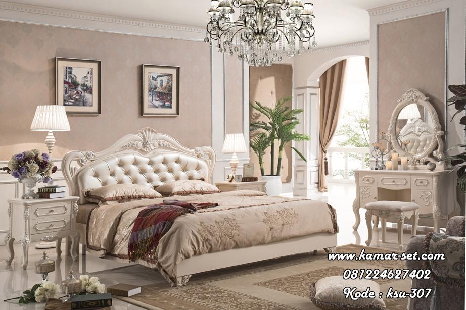 Kamar Tidur Utama Mewah Murah KSU-307