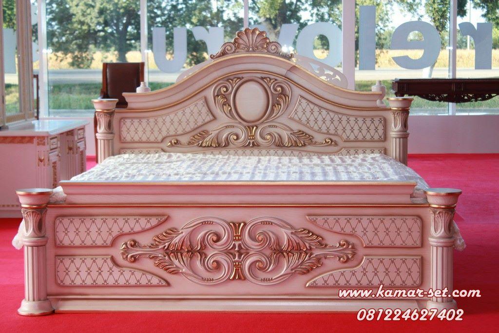 Tempat Tidur Mewah Elegan KSU-293