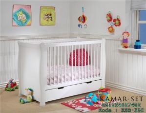 Box Bayi Putih Murah KSB-330