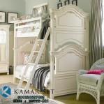Tempat Tidur Tingkat Elizabeth Desain Klasik