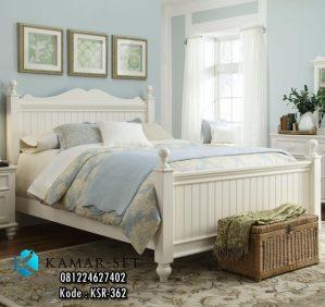 Tempat Tidur Perempuan Remaja Klasik Elegan