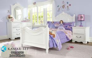 Tempat Tidur Anak Perempuan Princess KSKTA-368