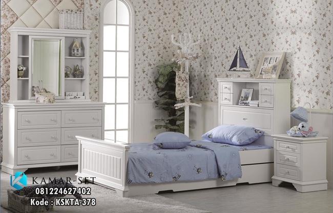 Set Kamar Tidur Anak Single Da Vinci