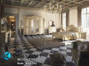 Set Tempat Tidur Italyan Klasik Modern KSU-395