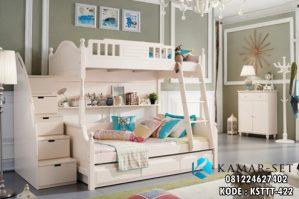 Tempat Tidur Anak 2 Kasur Tingkat KSTTT-422