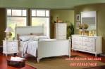 Bilik Kamar Tidur Minimalis Putih