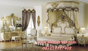 Interior Tempat Tidur Pengantin Mewah