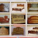 Ranjang Jati MPB 196- 204