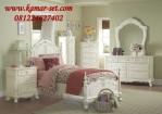 Set Kamar Tidur Anak Perempuan Princess Klasik KSKTA-04