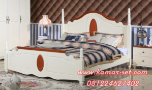 Tempat Tidur Anak Minimalis Klasik KSKTA-69