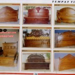 Desain Tempat Tidur Kayu Jati Part 2 Ready Stok Jepara MPB