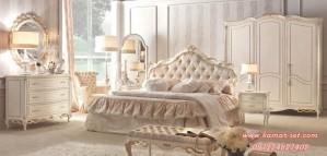 Set Kamar Mewah Klasik Paris Style