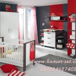 Set Kamar Tidur Bayi Lengakap Minimalis Modern