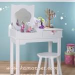 Meja Rias Anak Putih