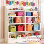 Rak Mainan Buku Anak