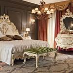 Set Tempat Tidur Mewah Tangkai Mawar KSU-189
