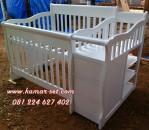 Box Bayi With Rak Baby Tafel 3 Laci Pesenan Ibu Jeny Bekasi