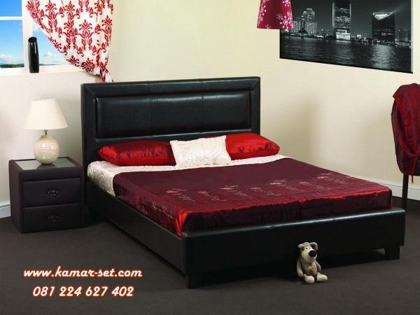 Bed Set Anak Laki-Laki Minimalis Ardian