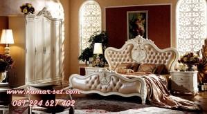 Kamar Set Mewah Romance Klasik Glory