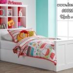 Tempat Tidur Kotak Minimalis Anak Laki-Laki