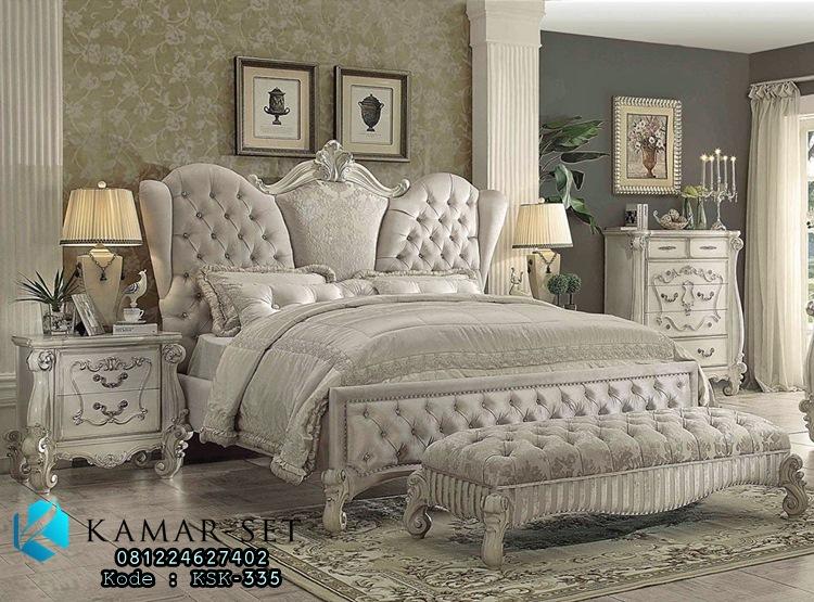 Tempat Tidur Kodie Victorian Mewah