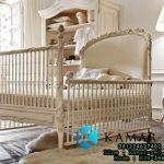 Ranjang Bayi Mewah Klasik Italy