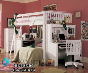Set Tempat Tidur Susun Anak Terbaru