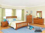 1 Set Tempat Tidur Anak Lak-Laki Murah