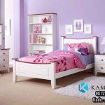 Tempat Tidur Anak Perempuan Klasik Simple