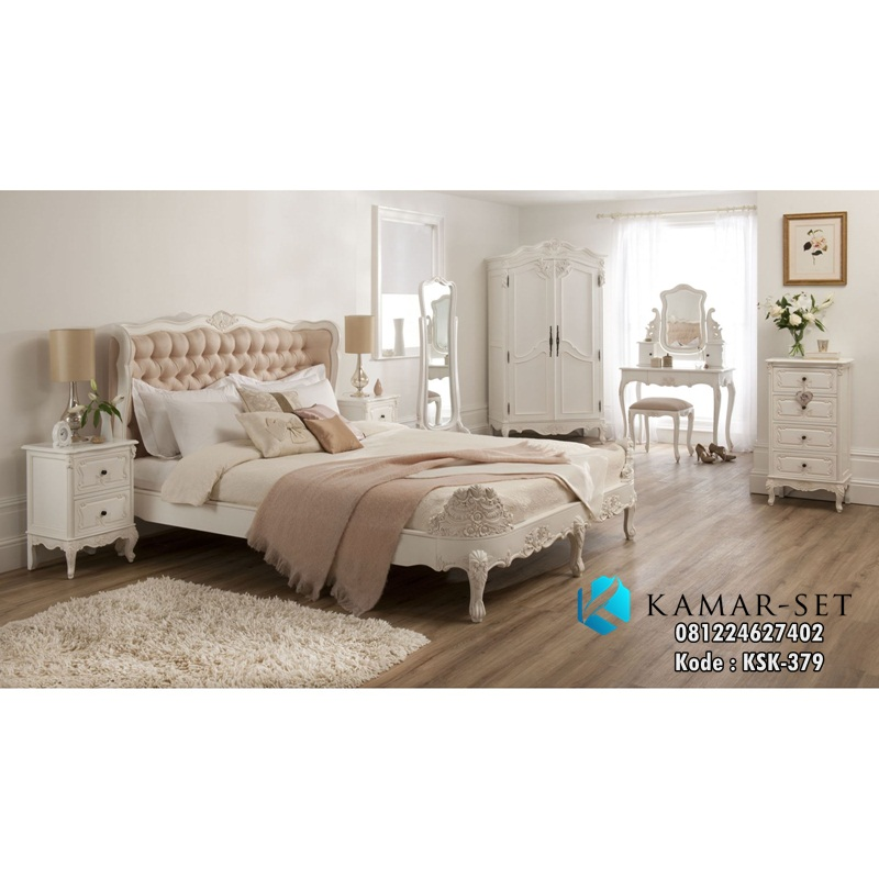 Kamar Set Baraque Klasik French KSK-379