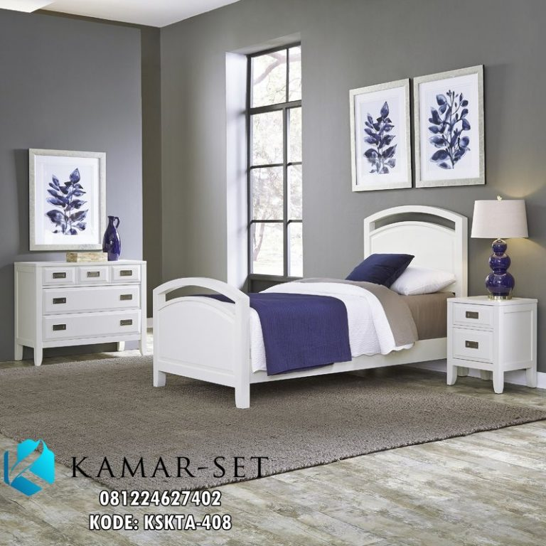 Tempat Tidur Anak Set Minimalis Modern KSKTA-408