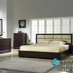 Desain Kamar Tidur Utama Minimalis Modern KSM-418