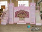Tempat Tidur Anak Istana Kastil KSKTA-416