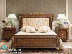 Tempat Tidur Klasik Eropa Mewah Aida Note