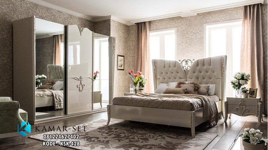 Kamar Set Klasik Elegan Mewah Venedik