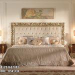 Tempat Tidur Mewah Ukir Klasik Carved KSK-434