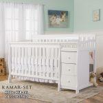 Tempat Tidur Bayi Murah Convertible KSB-443