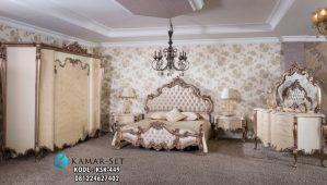 Tempat Tidur Ukir Klasik Belgrad