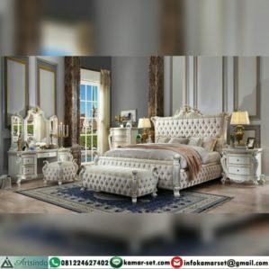 Set Tempat Tidur Klasik Elegan KS-455