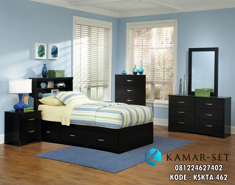 Set Kamar Tidur Anak Laki-Laki KSKTA-462